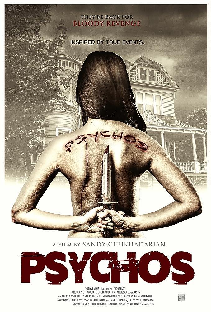 Psychos 2017 DVDRip x264 500MB