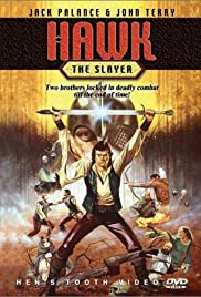 Hawk the Slayer (1980) Poster - Movie Forum, Cast, Reviews
