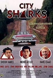 City Sharks Poster