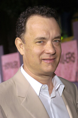 Tom Hanks at an event for The Ladykillers (2004)