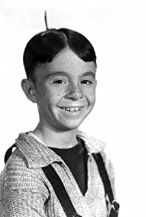Carl 'Alfalfa' Switzer Picture