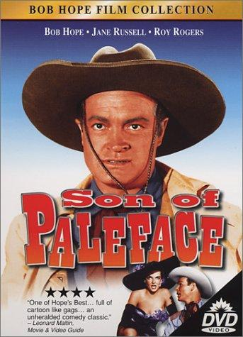 Jane Russell, Bob Hope, and Roy Rogers in Son of Paleface (1952)