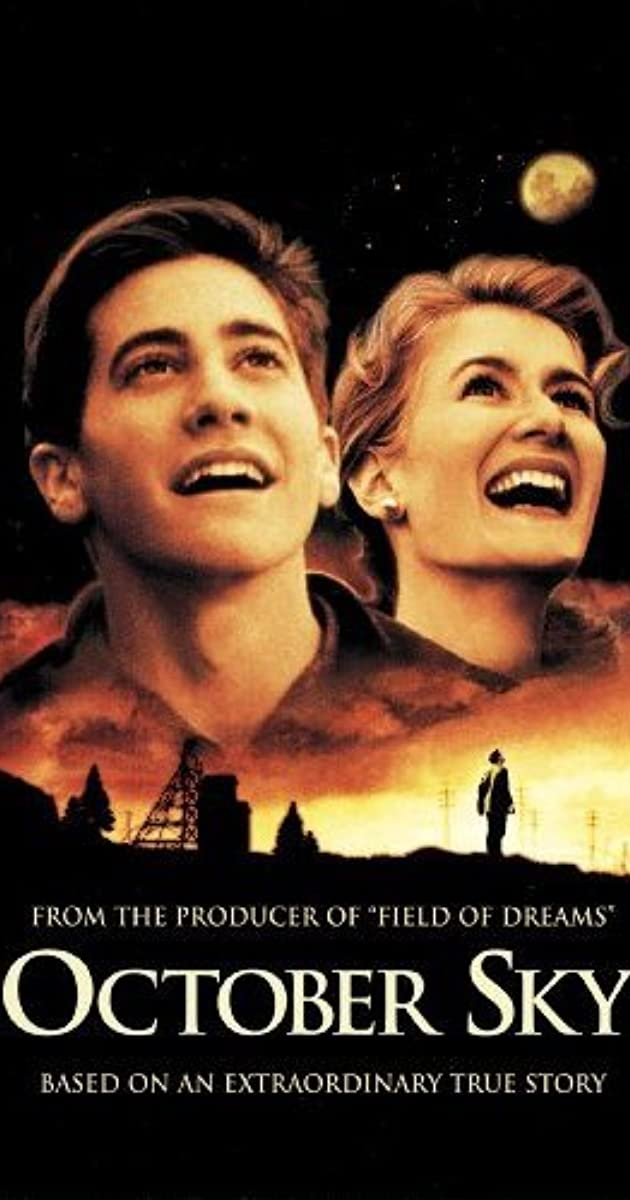 October Sky 1999 Plot Summary IMDb – October Sky Worksheet