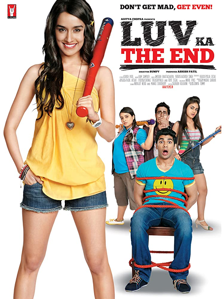 Luv Ka The End 2011 720p HDRip Watch Online Free Download At Movies365.in