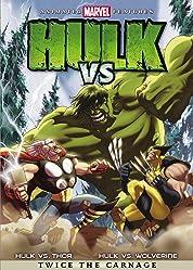 Hulk vs. Thor poster