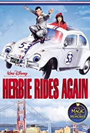 Herbie Rides Again Poster