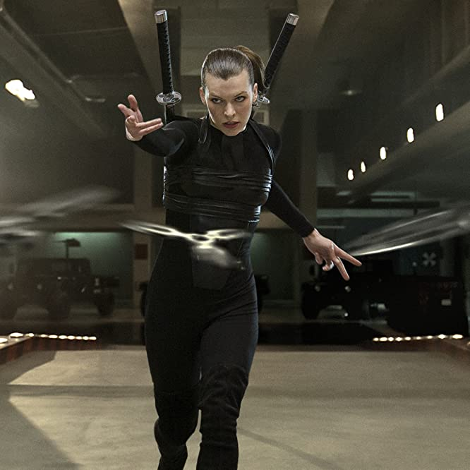 Milla Jovovich in Resident Evil: Afterlife (2010)