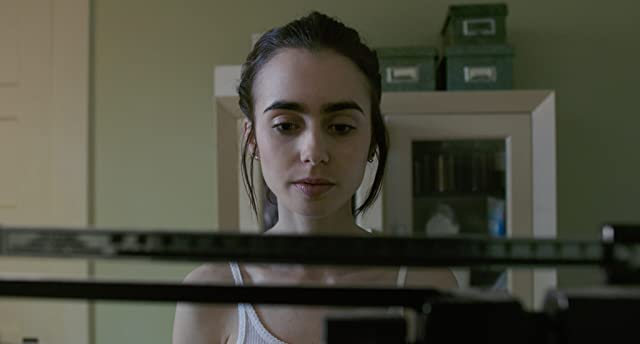 Lily Collins in To the Bone (2017)