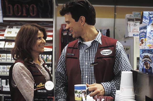Chris Isaak and Tracey Ullman in A Dirty Shame (2004)