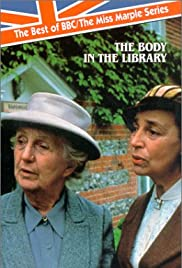 Agatha Christie's Miss Marple: The Body in the Library 3 Poster