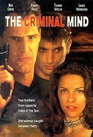 The Criminal Mind Poster