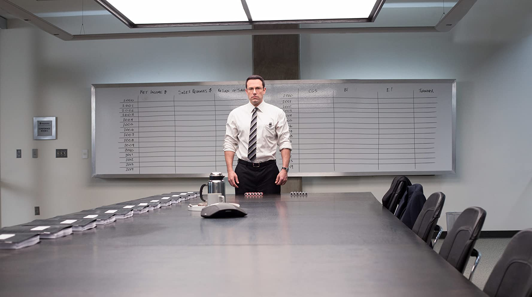 El contable /  The Accountant  (2016) Online Gratis