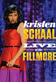 Kristen Schaal: Live at the Fillmore (2013) Poster - TV Show Forum, Cast, Reviews