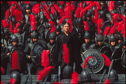 Jet Li in Ying xiong (2002)