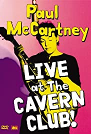 Paul McCartney: Live at the Cavern Club Poster
