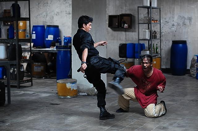 Iko Uwais in The Raid: Redemption (2011)