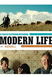 Profils paysans: La Vie moderne Poster