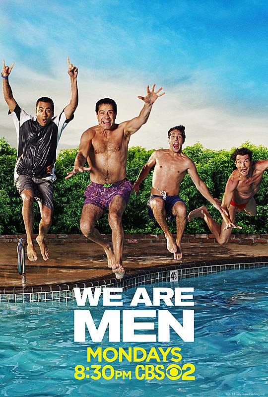 [美剧]大老爷们第一季We are Men全集迅雷下载