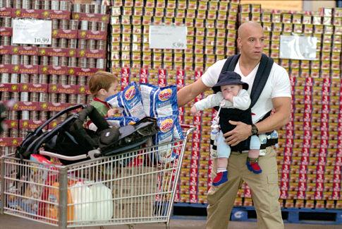 Vin Diesel in The Pacifier (2005)