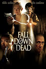 Fall Down Dead Poster