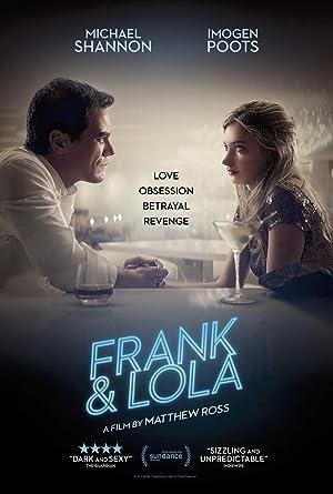 Poster Frank & Lola