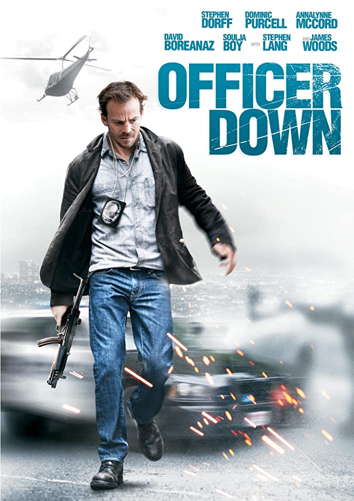 Martwy policjant - Officer Down