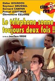 Le téléphone sonne toujours deux fois Poster