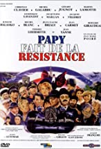 Primary image for Papy fait de la résistance