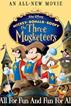 Image of Mickey, Donald, Goofy: The Three Musketeers