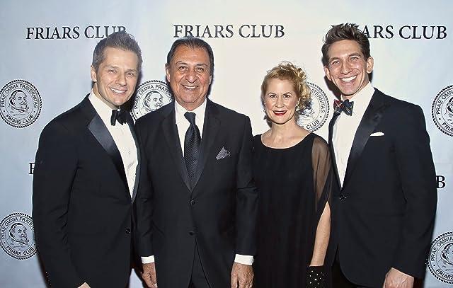 Emilio Delgado and Carole Delgado, attend Tom Postilio & Mickey Conlon's