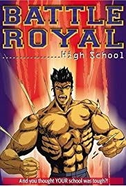 Battle Royal High School Poster