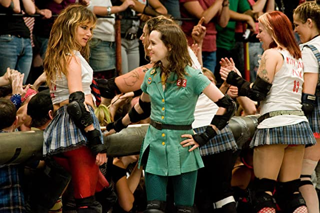 Juliette Lewis and Ellen Page in Whip It (2009)