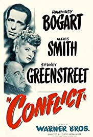 Conflict (1945) Poster - Movie Forum, Cast, Reviews