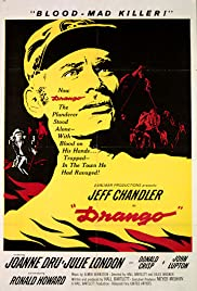 Drango (1957) Poster - Movie Forum, Cast, Reviews