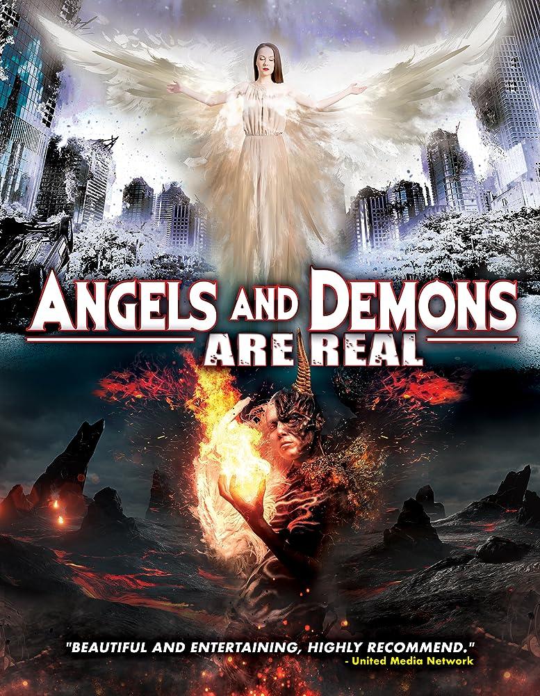 Фильм Ангелы и демоны существуют (2017)