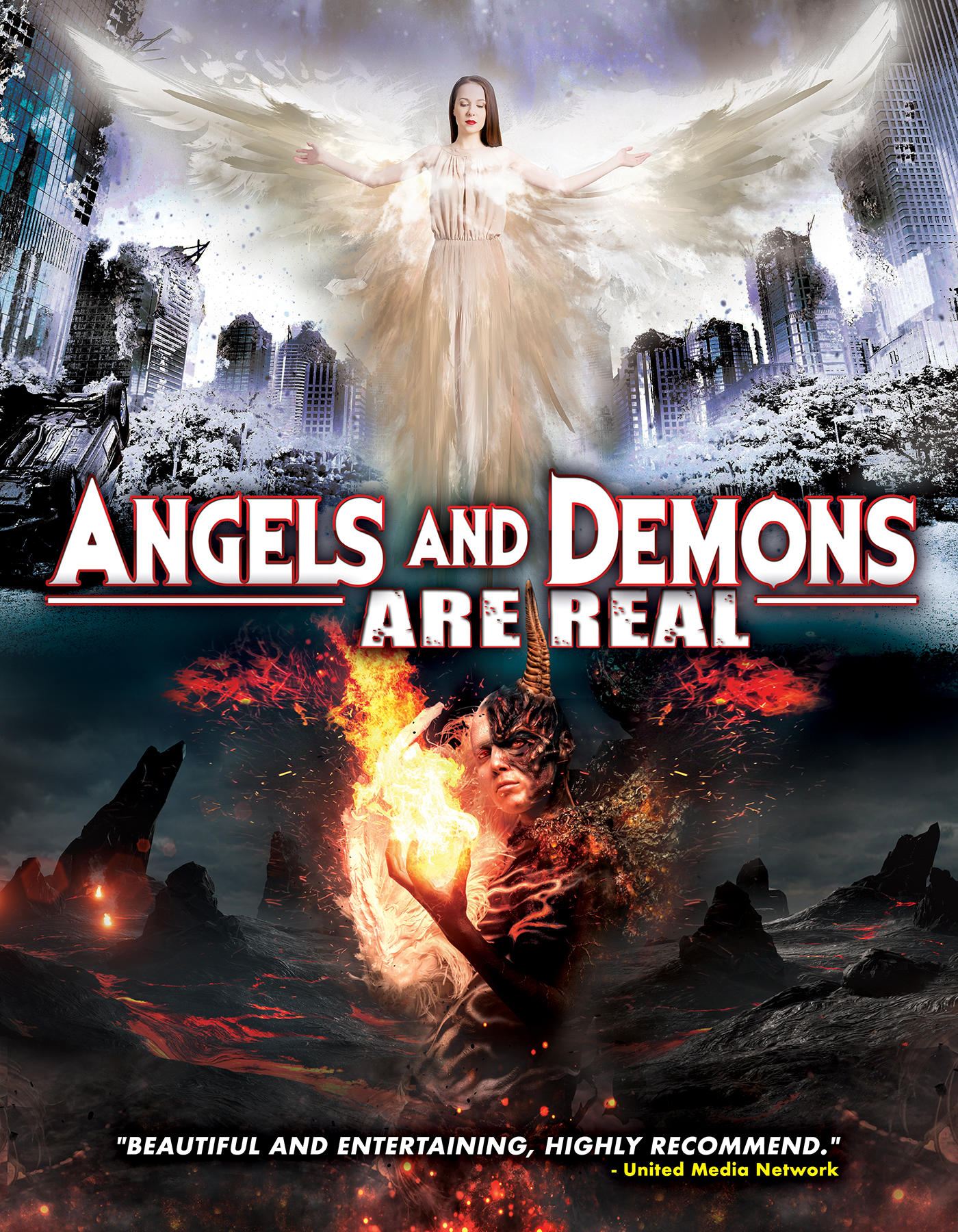 image Angels and Demons Are Real (2017) (V) Watch Full Movie Free Online