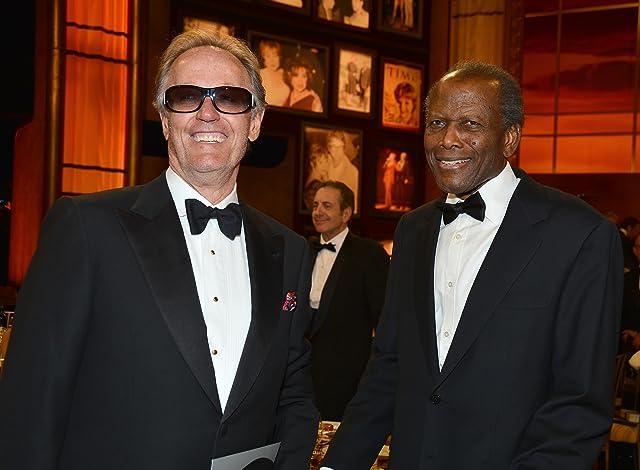 Peter Fonda and Sidney Poitier