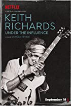 Image of Keith Richards: Under the Influence