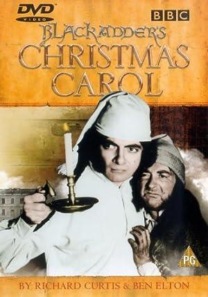 Blackadder's Christmas Carol poster