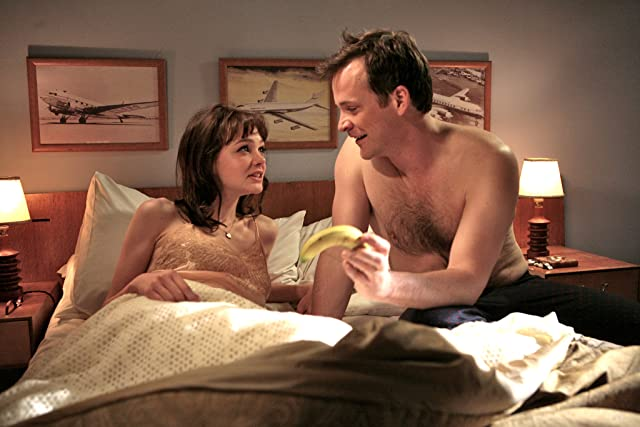 Peter Sarsgaard and Carey Mulligan in An Education (2009)