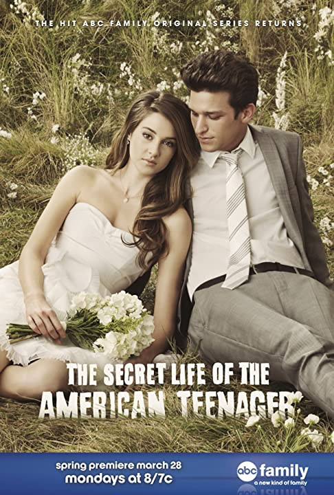 Shailene Woodley and Daren Kagasoff in The Secret Life of the American Teenager (2008)
