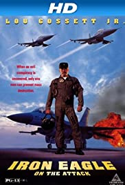 Iron Eagle IV (1995) Poster - Movie Forum, Cast, Reviews