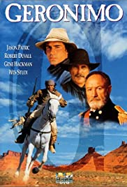 Geronimo: An American Legend (1993) Poster - Movie Forum, Cast, Reviews