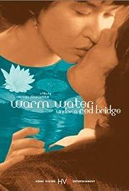 Warm Water Under a Red Bridge Poster