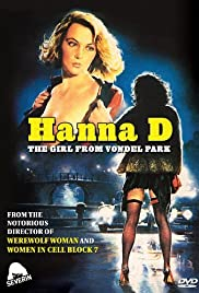 Hanna D. - La ragazza del Vondel Park(1984) Poster - Movie Forum, Cast, Reviews