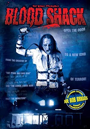 Blood Shack Poster