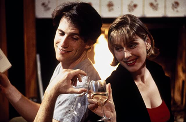 Still of Rick Roberts and Renée Coleman in Waiting for Michelangelo