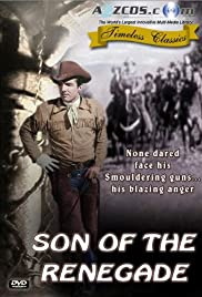Son of the Renegade (1953) Poster - Movie Forum, Cast, Reviews