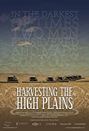 Harvesting the High Plains Poster