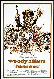 Bananas(1971) Poster - Movie Forum, Cast, Reviews